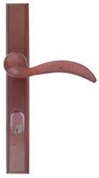Emtek Products 1154 Non Keyed Fixed Handle Outside Patio